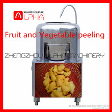 mango peeling machine potato peeling and cutting machine