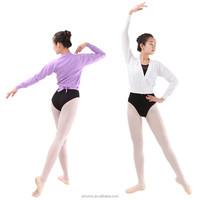 Ballet Dance Cross Over Top Warm Up