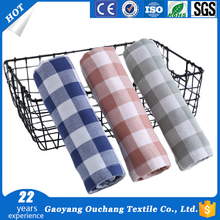 2017 Newest british household cleaning product cotton combed yarn organic cotton towel