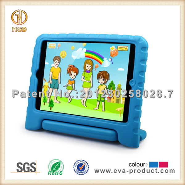 Kiddies Series Super Protection Laptop Plastic Case for iPad Mini