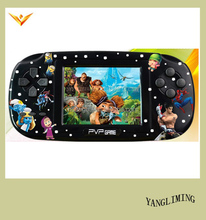 Yang Liming cheap 2.5'' handheld retro pvp games console