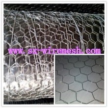 hexagonal wire mesh/ electro galvanized hexagonal wire mesh/ poultry net