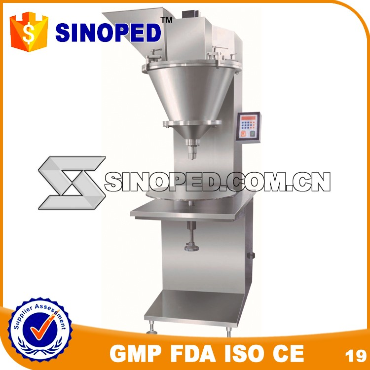 reliable fire extinguisher powder filling machine
