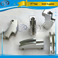 XSY customized precision cnc machined steel parts, stainless steel milling products, turning parts