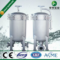 HUAHENG BFH600-4 Multi bag filter manufacturer for liquid 400GPM