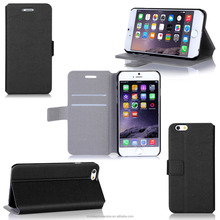 Screen Protector For Second Leather Wallet Design Phone Case For Iphone 6 4.7 inch