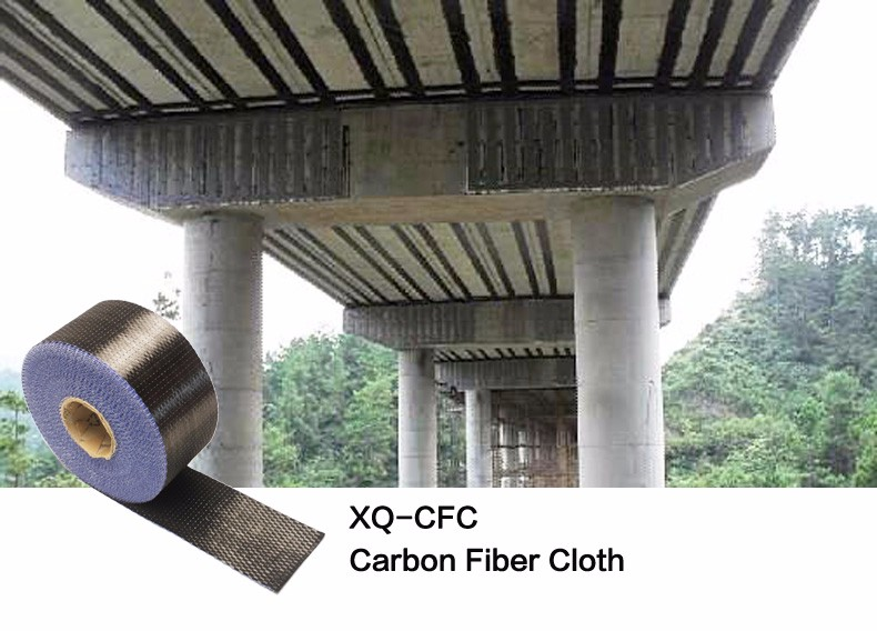 Xinchor Hot selling excellent factory carbon fiber roll for construction
