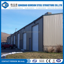EPS sandwich panel prefabricated construction for warehouse/ workshop/prefab factory