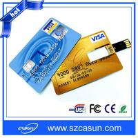 Customized logo coin card usb customized logo