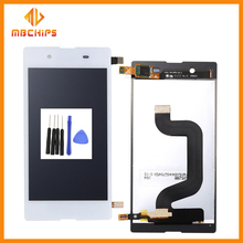 4.5''hot sell accessories for sony xperia e3 d2203 d2202 d2206 lcd with digitizer assembly spare repair parts tested replacement