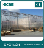 HICAS wood pallet drying machine wood drying kilns for sale, pallet heat treatment machine