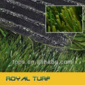 Football artificial turf with white line 60mm height