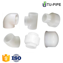 pvdf pipe fitting 90 Degree Socket Elbows