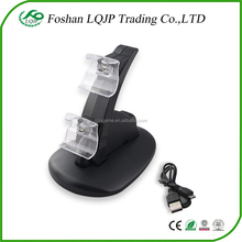 LQJP for Xbox One Charger Dual USB Charging Charger Docking Station Stand for Xbox One Controller Charging Dock Station