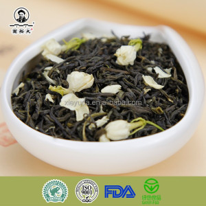 0JG, Organic High Mountain Jasmine Green Tea