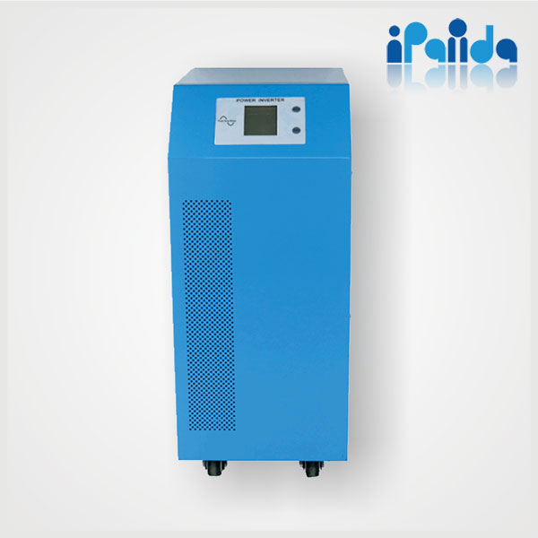 Off grid hybrid solar power 220v ac 10kva inverter with ups and charger