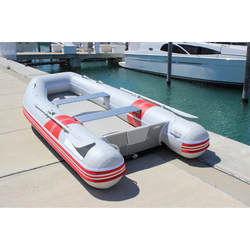 2.9M Fabric inflatable boat