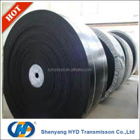 Vertical Natural Rubber Conveyor Belt used for Iron Ore Carrying