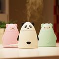 2017 New Sale Carton Bear USB Utralsonic Atomization Essential Oil Aroma Diffuser