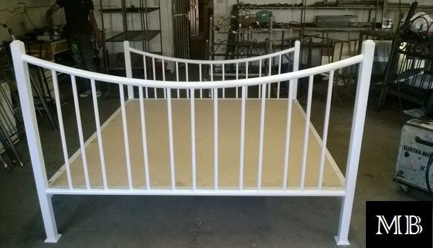 Wrought Iron Beds, Day Beds all custom made designs