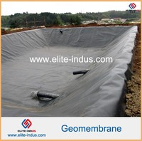 Smooth Surface HDPE Geomembrane For Storm Water