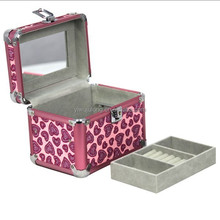 fashion aluminium beauty case