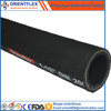 Hydraulic rubber hose fitting SAE 100R2 AT/EN853 2SN