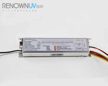DC electronic ballast for T5 UV lamps