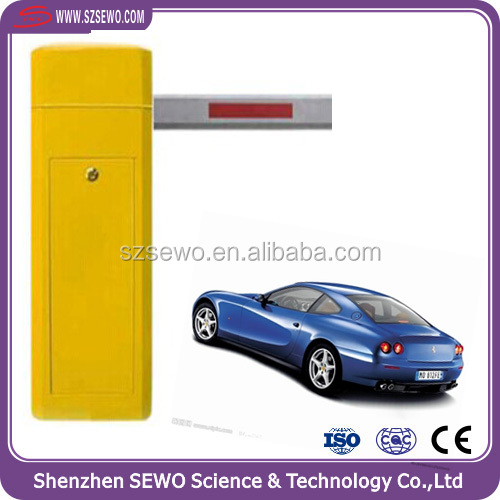 Vehicle Access Control Automated Parking Boom Gate Barrier