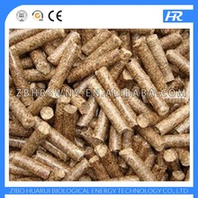 High energy biomass fuel wood pellet from China