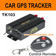 Top Ten Products In Alibaba Vehicle GPS Tracker Tk103 With Phone APP/Platform