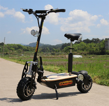 CE approved adult electric scooter 1000W 2000W 60V with lithium battery