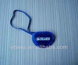 Pirate style with print logo promotional eyemask