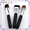 Black Wooden Handle Multipurpose Cosmetic Brush