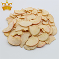 vacuum fried Apple chips as snack