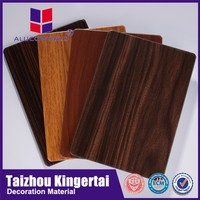 Alucoworld light weight exterior wall panel building materials exterior wood composite wall panels laminas acm
