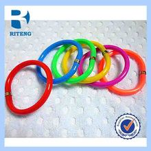 2014 Wholesale factory direct promotional cheap gift flexible bracelet pens