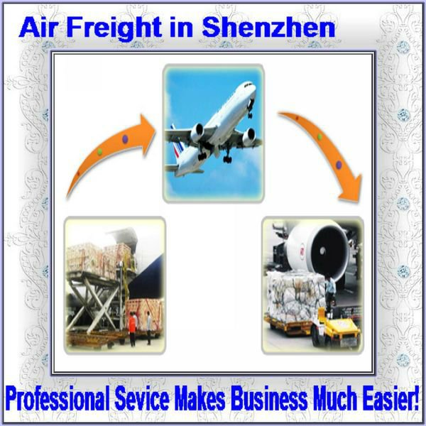 Air Cargo Agent in Shenzhen---Lucy