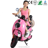 Cheap electric motorbikes for adult Rechargeable battery power motorcycle Brushless motor scooter