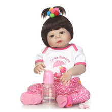 newest hot selling children toys bebe reborn real life looking baby dolls