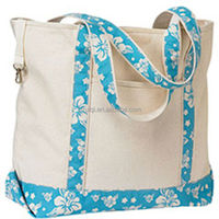 16oz cotton canvas tote bag