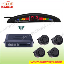 Car Accessory of Wireless Parking Sensor Car Park sensor with LED Display+4 sensors