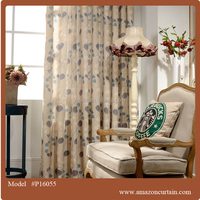 Wholesale classical style curtain fabric in Italy