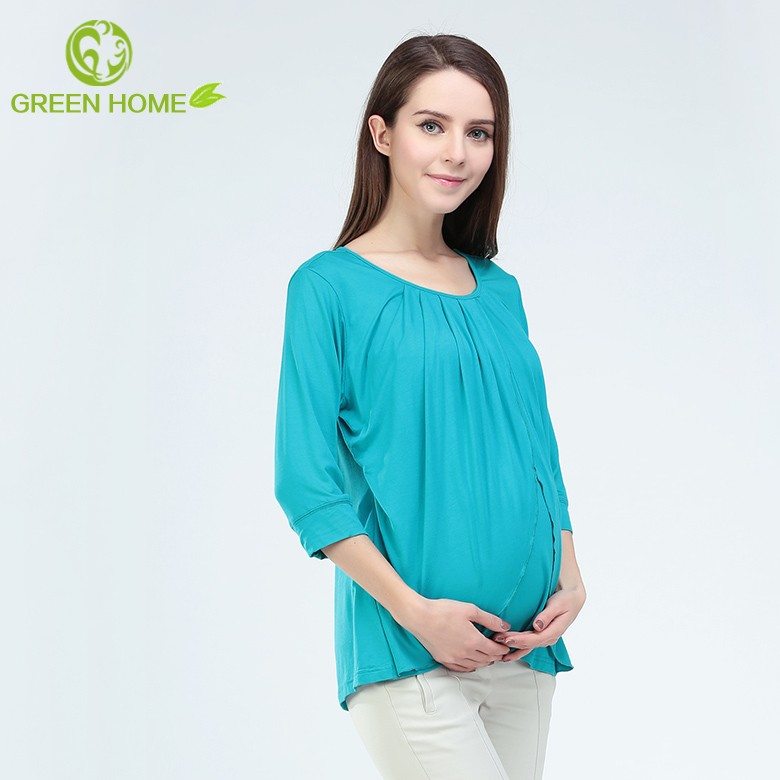 Europe good sell cotton maternity clothing stores