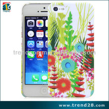 hot selling pc case for iphone 5 with 3d image