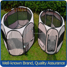 Portable Foldable Pet Dog House Soft Crate Carrier Cage