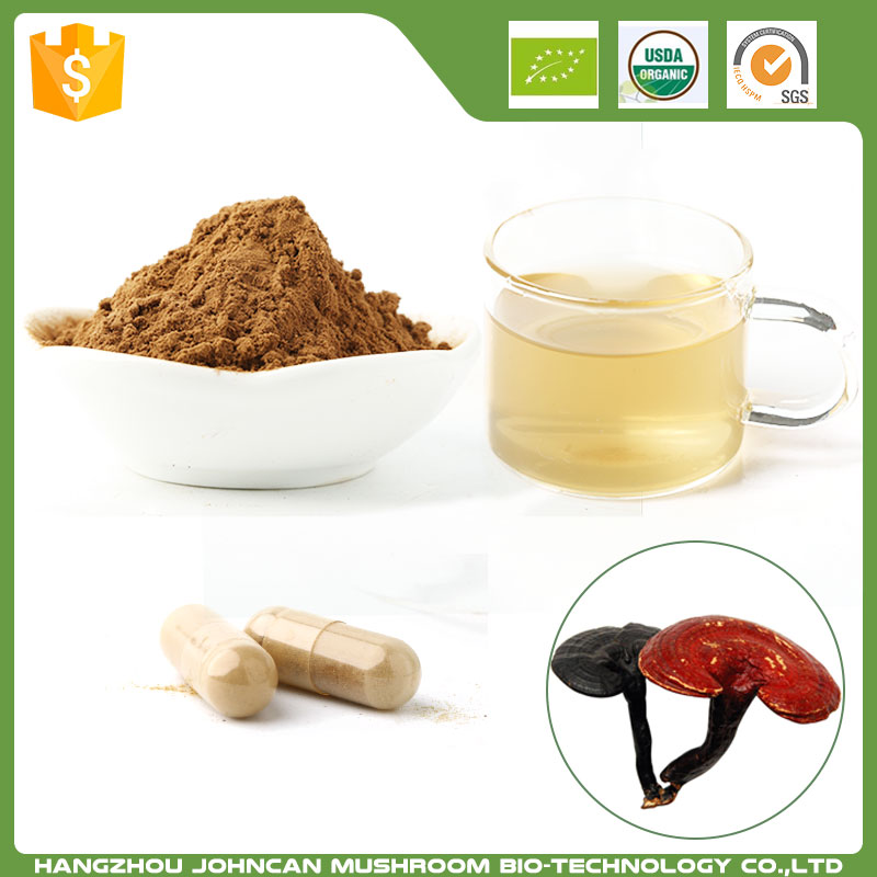 Herbal Medicine Natural Wholesale Reishi/Ganoderma Lucidum Beta D Glucan
