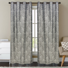 Simple Style Yarn Dyed Drapes Wholesale Curtains Fabric