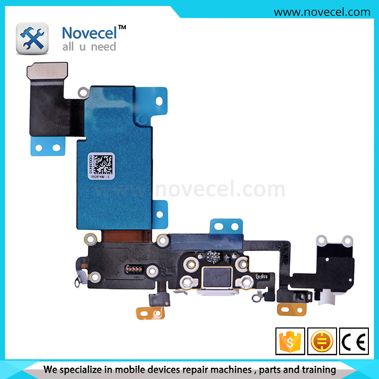 2016 China Market Of Electronic Dock Connector Charging Port Flex Cable Ribbon For Iphone 6 Plus