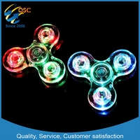 Wholesale Flashing LED Fidget Spinner Toy